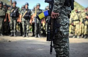 Defense Minister of Ukraine Stepan Poltorak, General of the Army of Ukraine, signed an order for the officers of the reserve